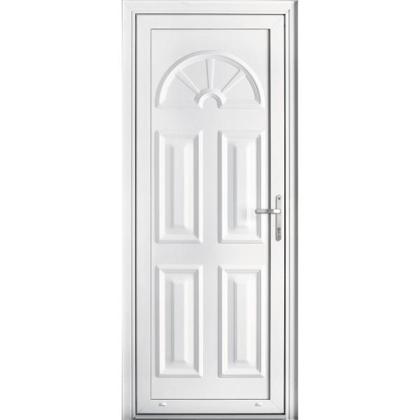 Porte d 39 entr e aluminium mod le eph se for Porte entree 60