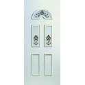 Porte d'entrée PVC - Modèle ANETO 3