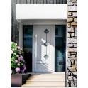 Porte d'entrée PVC - Je dessine ma porte