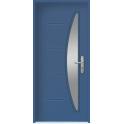 Porte d'entrée acier - Modèle ZAO1
