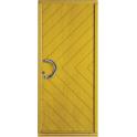 Porte d'entrée Bois - Modèle OLERON