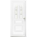 Porte d'entrée PVC - Modèle NORVEGE
